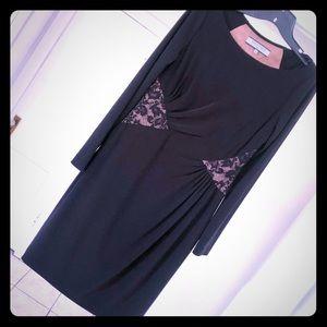 Anne Klein New York Lace Back Dress size 8